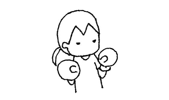 ボクシングイラスト