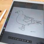 iPad Pro イラスト