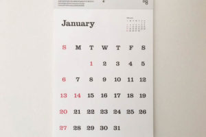 D-BROSカレンダー2019
