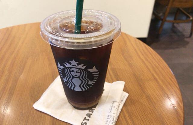 スタバのコールドブリューコーヒー